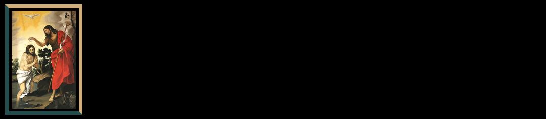 Parafia rzymsko-katolicka p.w. św. Jana Chrzciciela Kruszyn